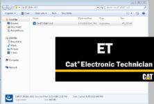 CAT ET Software