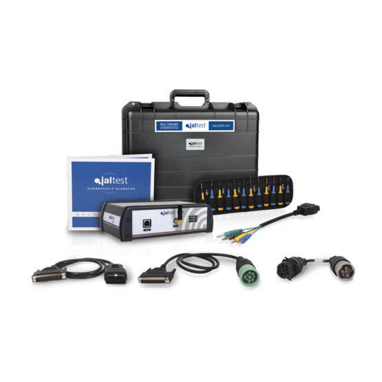 Jaltest Commercial Vehicle Kit