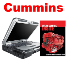 Cummins Insite Lite with Panasonic