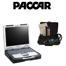 PACCAR Davie 4 with Panasonic Laptop – Diesel Diagnostic Equipment